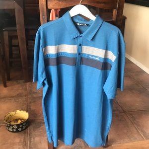 Travis Mathew brand new shirt, Don't Mind It